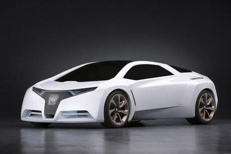 Twitter / Invention_Pics: Honda flying car design ...   HondaSeekonk   Scoop.it