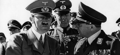 On a retrouvé le télégramme qui a précipité le suicide d'Hitler | Rhit Genealogie | Scoop.it