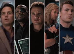 'The Avengers': iPhone Filmed Part Of The Marvel Movie | Transmedia: Storytelling for the Digital Age | Scoop.it