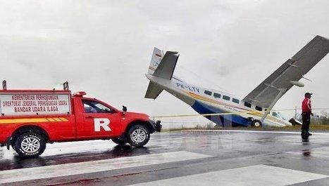 ASN Aircraft incident 13-OCT-2016 Cessna 208B Grand Caravan PK-LTV | Aviation Loss Log from GBJ | Scoop.it