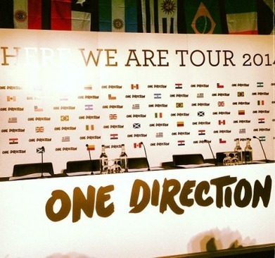 One Direction big announcement confirmed! 2014 Where We Are stadium tour! #1bigannouncement | One Direction | Scoop.it