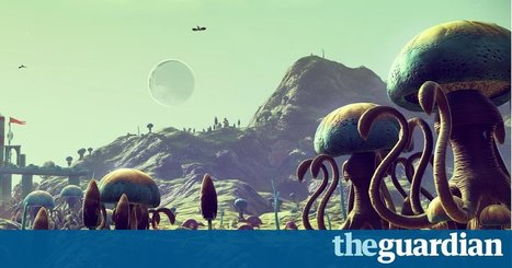 No Man's Sky is Elite for the 21st century. Pointless? Maybe – but also sublime | Stockport News | Scoop.it