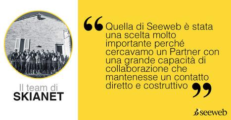 Skianet: il laboratorio che trasforma le idee in soluzioni | seeweb | Scoop.it