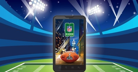 Five Apps to Get the Most Out of Super Bowl Sunday   email   Scoop.it