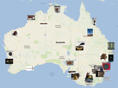 National Museum of Australia - Places across Australia | All About Australia | Scoop.it
