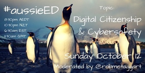 """Rob McTaggart on Twitter: """"In prep for #aussieED I've been catching up with @courosa's perspective on #cybersafety agenda http://t.co/q6mHHwjeVf http://t.co/yXetQkfWUA"""" 