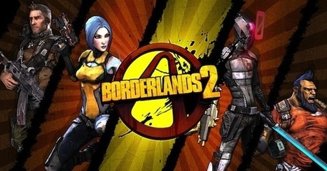 'Borderlands 2' is This Year's Most Played New Game - Game Rant | Console gaming | Scoop.it