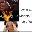 What makes Mapple Amour so effective | Fitness | Scoop.it