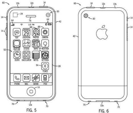 Apple dual-sensor patent could yield better iPhone photos | IP in Tech | Scoop.it