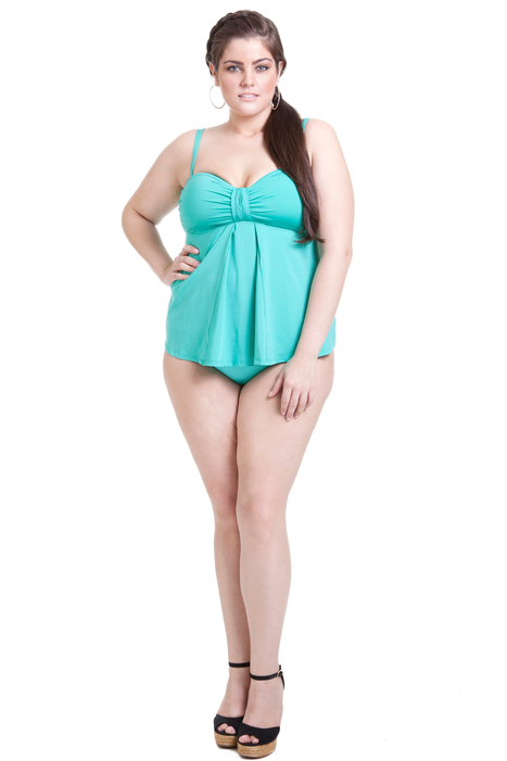 The 5 Most Flattering Plus Size Swimsuits You Can Buy | Women's swimsuits | Scoop.it