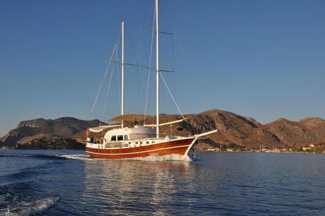 Toska Gulet Merkez Acentelik Yetkisini YNG Yatçılığa verdi | Yacht Charter & Blue Cruise Destinations | Scoop.it