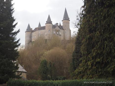 J'ai visité le château de Vêves près de Dinant | Voyages | Scoop.it