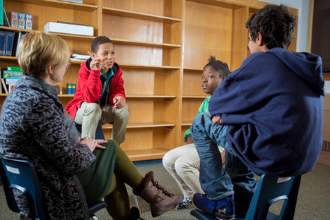 Restorative Circles program builds empathy, conflict resolution skills in middle school students | Empathy and Justice | Scoop.it