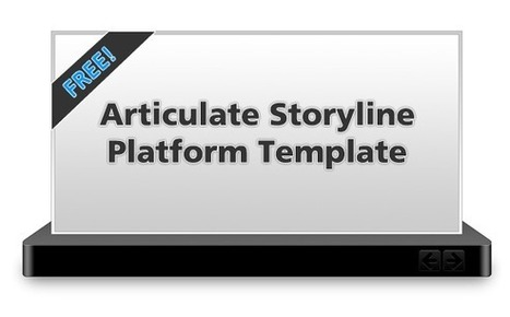 Free Articulate Storyline Template | Articulate Storyline | Scoop.it