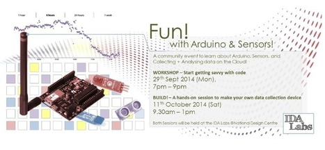Fun with Arduino & Sensors – Introductory Workshop | SIGFOX | Scoop.it