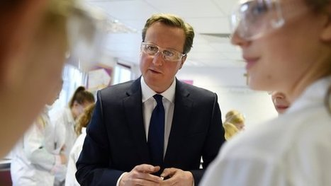Cameron's £15000 for maths and science teachers - BBC News | CLOVER ENTERPRISES ''THE ENTERTAINMENT OF CHOICE'' | Scoop.it