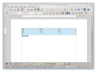 'Select All' improvements in LibreOffice Writer 4.2 | TDF & LibreOffice | Scoop.it