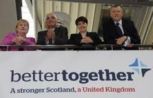 Cracks appear in Unionist alliance as senior Labour MSP distances himself from campaign group | Referendum 2014 | Scoop.it