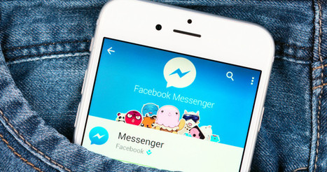 Facebook Messenger Hits 800 Million Monthly Active Users | Social Media Marketing | Scoop.it