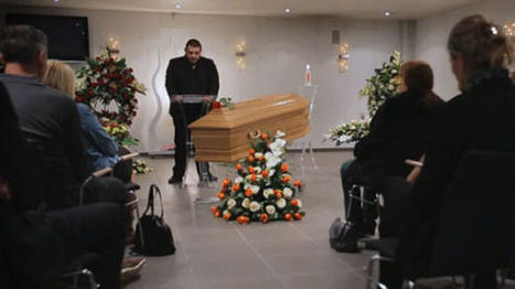 W&V: Raser besuchen eigene Beerdigung | Just Advertising | Scoop.it