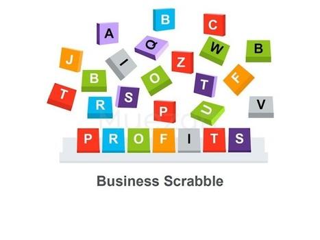Business Scrabble | Slide Ideas | Scoop.it