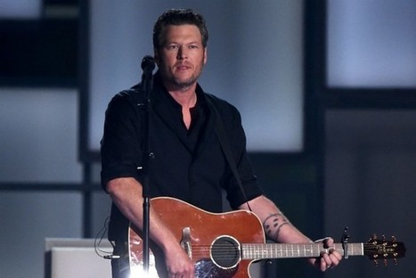 Blake Shelton Cuts Short First Show Since Divorce: 'This Isn't My Week' | Country Music Today | Scoop.it