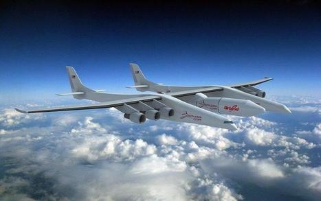 Stratolaunch firms up its relationship with Orbital for air-launch system | The NewSpace Daily | Scoop.it
