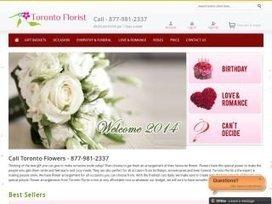 Toronto Florist Reviews, 1498 Yonge St, Toronto | Florists | n49.ca | Steffanmark | Scoop.it