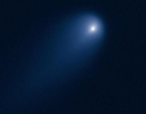 Captan la imagen de Ison, ¿el cometa del siglo? | Ikerketeroak | Scoop.it