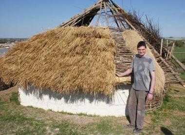 Neolithic House Interpretation Volunteer | English Heritage | Neolithic Life | Scoop.it