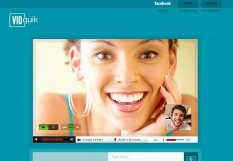 VIDquik – Un nuevo servicio de videoconferencia y webconferencia | Recull diari | Scoop.it