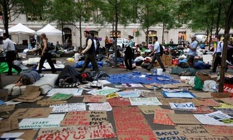 Lessons For Black Protesters: 7 Things That Will Blow Your Mind About How the Occupy Wall Street Movement Was Crushed - Atlanta Blackstar | real utopias | Scoop.it