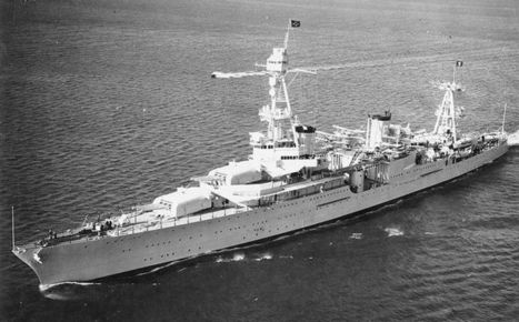 US Navy divers to visit wreck of USS Houston in Indonesia - Fox News | Indonesia Financial | Scoop.it