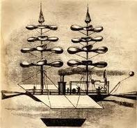 How Jules Verne Helped Invent the Helicopter | Strange days indeed... | Scoop.it