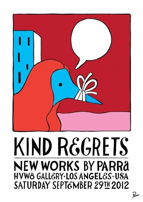 "Parra ""Kind Regrets"" @ HVW8, Los Angeles | Art World. | Scoop.it"