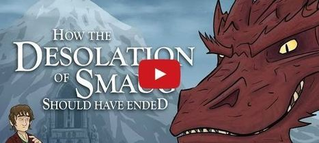 How 'The Hobbit: The Desolation of Smaug' Should Have Ended | Funny and Interesting Content from Dummies of the Year | Scoop.it