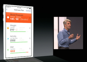 Apple reveals tracking app HealthKit and partners with Mayo Clinic, Epic | mobihealthnews | Social Health on line | Scoop.it
