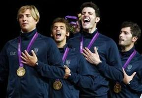 #London2012 Italy Takes 3rd Olympic Fencing Gold in Men's TeamFoil | Le It e Amo ✪ | Scoop.it
