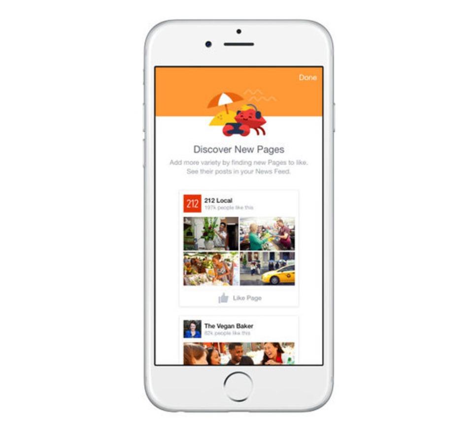 Facebook : vers une meilleure personnalisation du fil d'actualité !   Les Médias Sociaux pour l'entreprise   Scoop.it