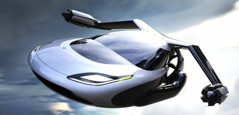 Les voitures volantes, bientôt prêtes au décollage | Jaclen's technologies | Scoop.it