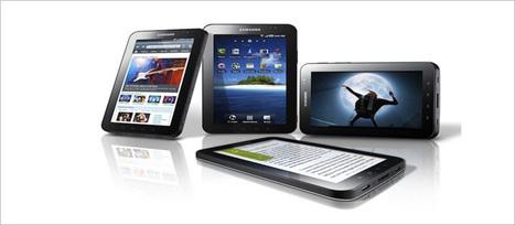 Tablettes, smartphones et ordis persos envahissent les bureaux   Telecom et applications mobiles   Scoop.it
