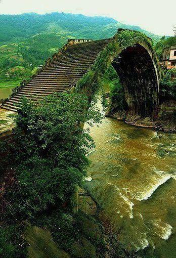 Moon Bridge, China   Incredible Pictures   Extraordinary Nature   Scoop.it