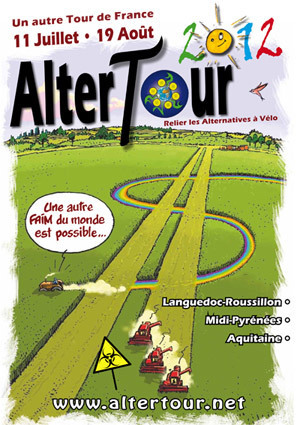Un AlterTour de France pour une planète sansdopage | décroissance | Scoop.it