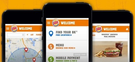 With McD's Using Apple Pay, PayPal Scoops Up Burger King For Fast Mobile Sales | Components of Media Psychology | Scoop.it