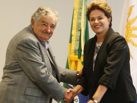 Brasil-Uruguay | Gobiernos avanzan hacia la integración ferroviaria con la firma de un acuerdo en junio | Rail and Metro News | Scoop.it