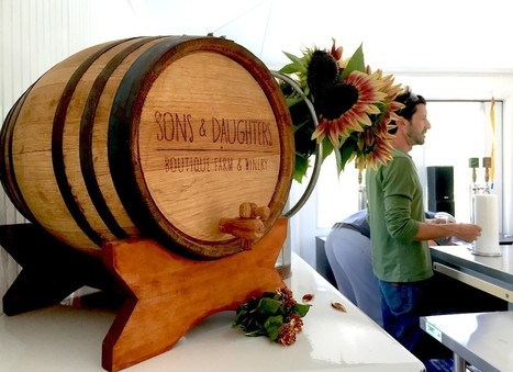 Sons & Daughters: Palm Beach County's First Organic Winery Opens in Lake Worth | sustainablity | Scoop.it