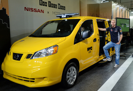 Court: 'Taxi Of Tomorrow' Is Legal, Plan For Unified Fleet Can GoForward - CBS New York | taxi fleet | Scoop.it