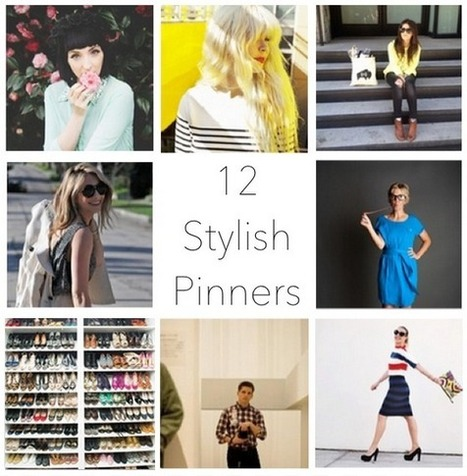 12 Stylish Pinterest Accounts to Inspire You - Babble | Social Media Collaboration | Scoop.it