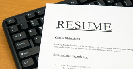 12 Ways to Optimize Your Resume for Applicant Tracking Systems | email | Scoop.it