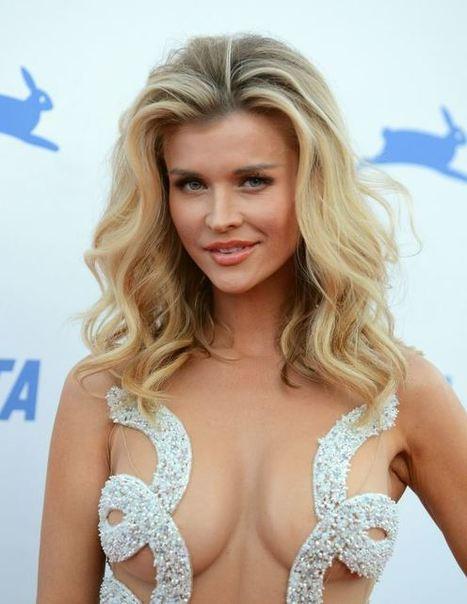 Photos : Le décolleté sexy de Joanna Krupa pour PETA | Radio Planète-Eléa | Scoop.it
